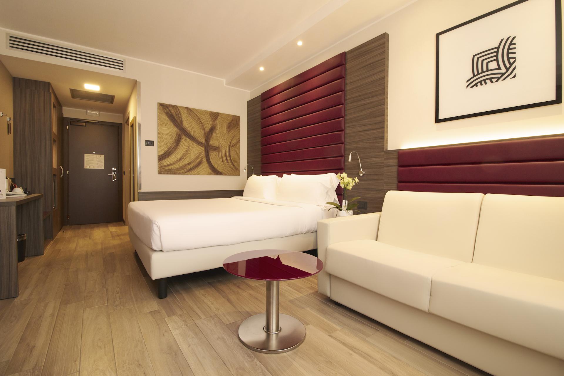iH Hotels Milano Lorenteggio Camera