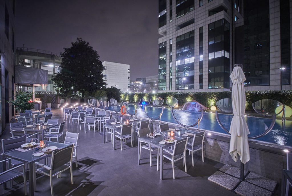 iH Hotels Milano Lorenteggio Esterno