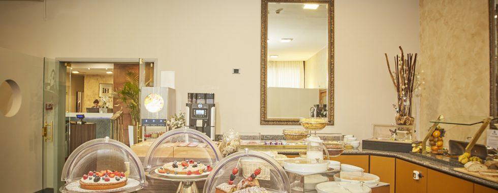 iH Hotels Milano Lorenteggio Colazione